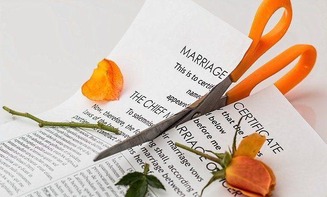 חלוקת זכויות סוציאליות בגירושין